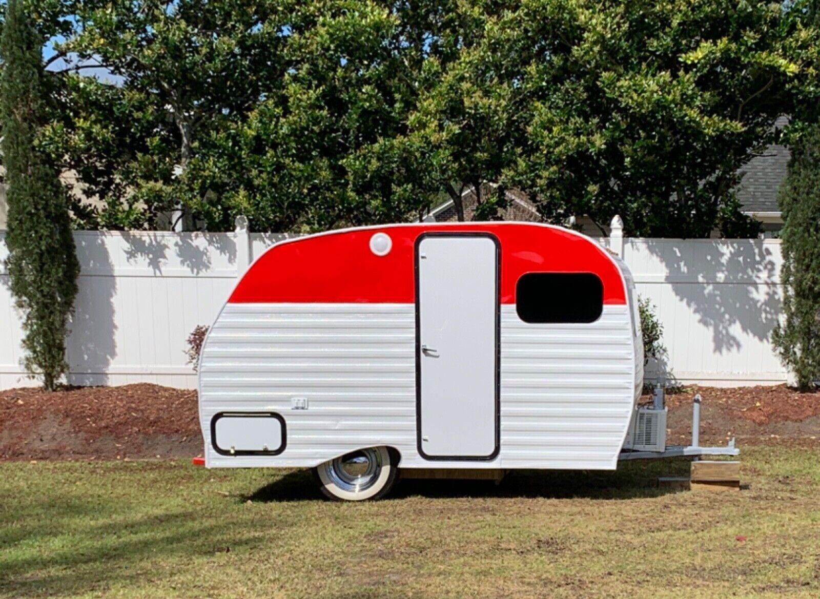 1960s Vintage Serro Scotty Camper Travel Trailer - New ...