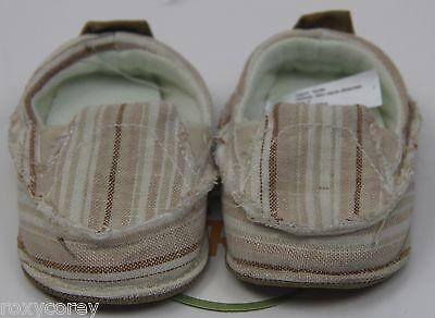 Circo Infant Boys Khaki Tan Fashion Slipper Shoes Size 1 or