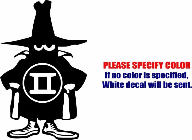 "The Spook F4 Phantom Ghost Decal Sticker Funny Vinyl Car Window Bumper Truck 7"""