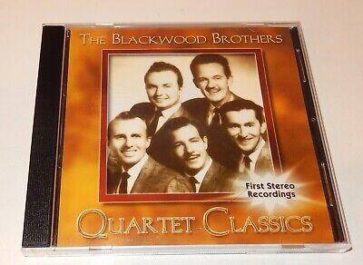 Quartet Classics The Blackwood Brothers (CD, 2006) Skylite Masters