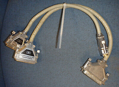 Hp Keysight 85662-60220 Bus Interconnect Cable And 85662-60093 Cable Spectrum