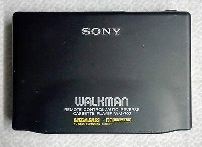 Sony Walkman WM-702, Auto Reverse, selten, rar