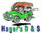 Hager's D and S