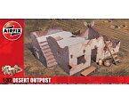 AIRFIX 1:32 A06381 DESERT OUTPOST WWII PLASTIC MODEL KIT NEW IN BOX!!!!!!!!!!!