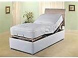 Single electric bed divan