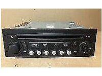 Peugeot 207/207cc Car Radio