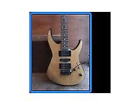 Limited Edition Yamaha Electric Guitar