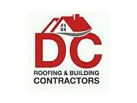 Dc roofing and building