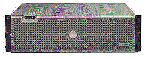DELL MD3000i Stoarge Unit with 1 x Interface + 8 x 300Gb SAS Disk