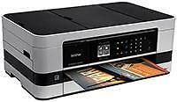 Brother MFC-J4410DW BUSINESS WIRELESS COLOUR INKJET 5-IN-1