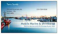 Licensed and factory certified marine mechanic at your door