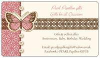 PEARL papillon GIFTS