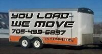 You Load, We Move!! Simple moving solution!!