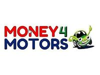 MONEY FOR MOTORS WANTED CARS VANS TRUCKS NO MOT SCRAP MOT FAILURE NON RUNNER CASH READING BERKSHIRE
