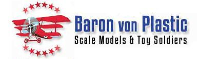 Baron von Plastic Models & Trains