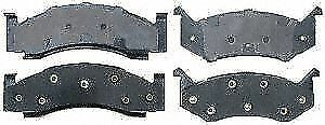 WAGNER PD7019FR DISC BRAKE PADS (Box 8) D123