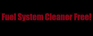 Free Fuel System Cleaner