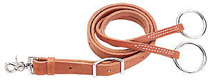 - Weaver Harness Leather Training Fork long Working New Horse Tack