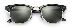 Ray Bans - Clubmasters! Like Brand New!