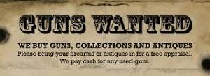 ESTATE FIREARMS WANTED - DO YOU NEED TO SELL