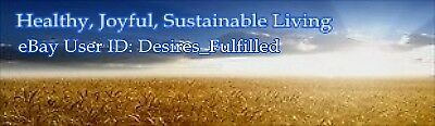 Healthy Joyful Sustainable Living