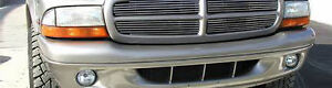 Dodge Ram 1500 front grill fits 19961998 1999 2000 2001