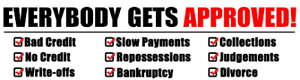 Auto Financing 2 Minute Approval Everyone Is Approved