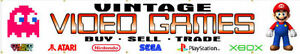 SEGA SEGA SEGA  - Vintage Video Games - Lakefield Flea Market