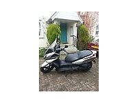 Kymco Downtown 125 -Max power Learner Legal