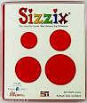 Red Sizzix Die - Circles