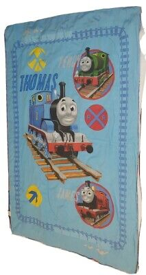 Guillane Thomas The Tank Engine Thomas and Friends James Toddler Bed Comforter