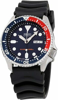 Seiko Divers Automatic Movement Blue Dial Men's Watch SKX009P9**Open Box**