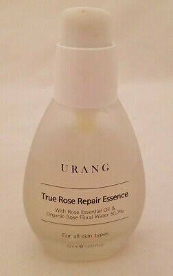 Urang True Rose Repair Essence K-beauty Rose Essential Oil Organic USED