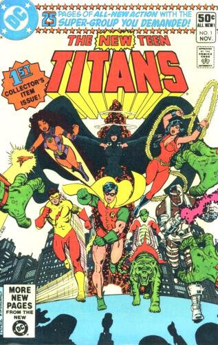 New Teen Titans Vol 1 #1-40 Tales Vol 1 #41-91 YOU PICK & CHOOSE ISSUES DC 1980