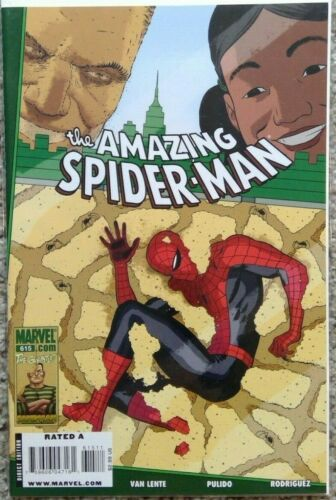 The Amazing Spiderman #615 - NM or better
