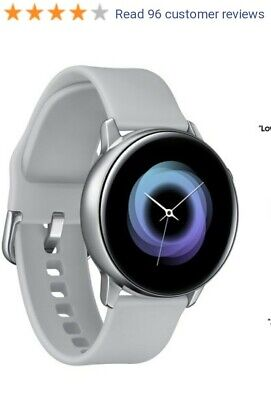 Samsung Galaxy Watch Active 40mm - Light Grey (SM-R500NZSABTU)