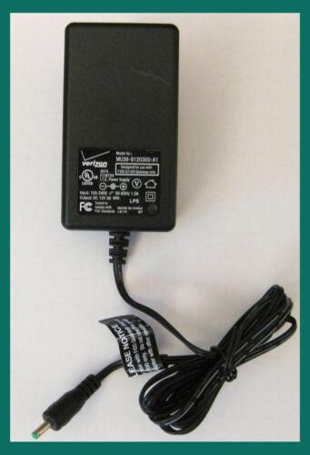 Original Verizon Power Supply Adapter for Quantum G1100 / 12V 3A MU36-8120300-A1