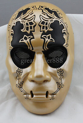 Harry Potter DEATH EATERS CS Mask Outdoor Halloween Protection Collection - Death Eater Halloween Mask