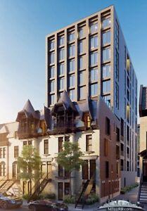 Condos 3 1/2 à louer Downtown Montreal
