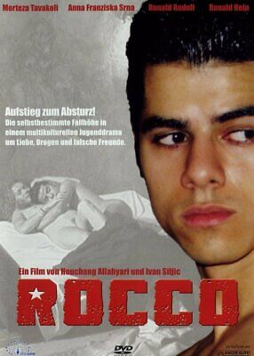 ROCCO DVD 2002 DAVID BOWIE Nick Cave EINSTÜRZENDE NEUBAUTEN Iggy Pop DAF comprar usado  Enviando para Brazil