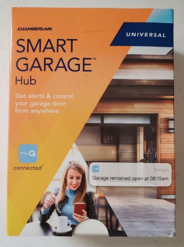 MyQ Smart Garage Door Opener Chamberlain MYQ-G0301 - Wireless & Wi-Fi Garage Hub