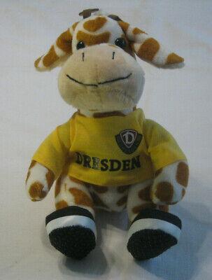 SG Dynamo Dresden Stofftier / Plüschtier Giraffe