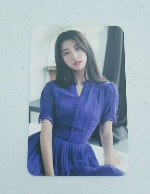 """MONTHLY GIRL LOONA Choerry Limited Photocard - Official Single Album """" Choerry """""""