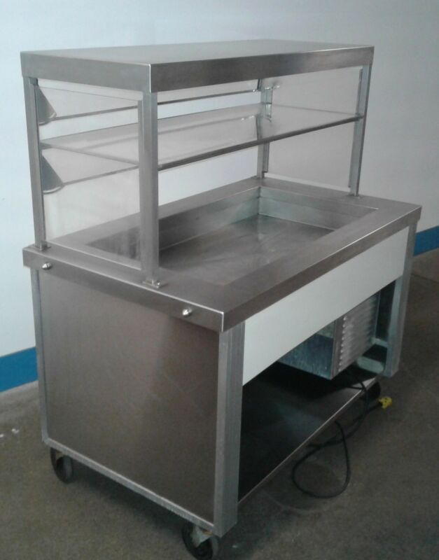 Servolift Eastern 502-1R  Refrigerated Cold Food Cafe Buffet