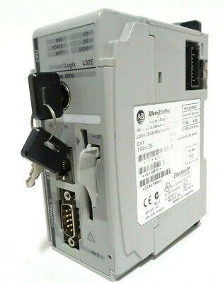 Allen-bradley Compactlogix Logix 5332e Processor Unit. 1769-l32e Series A