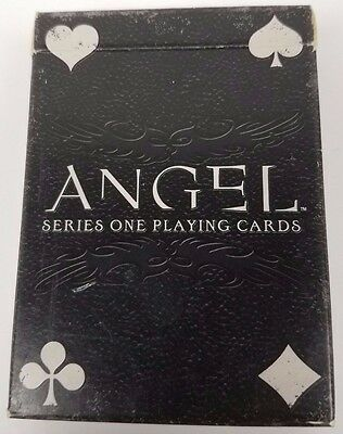 ANGEL TV Series (Buffy the Vampire Slayer) Series 1 UK Imported Playing Cards