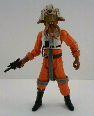 Star Wars Nrin Vakil Action Figure Rogue Squadron Comic Packs Hasbro 2009 3.75""