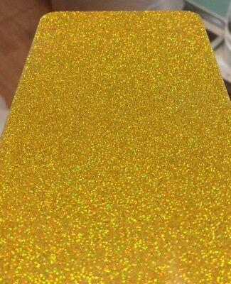 Matte Fine Textured Sparkle Holographic Gold Powder Coating Paint 1lb450g