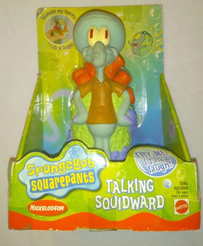 New Spongebob Squarepants Talking  Squidward