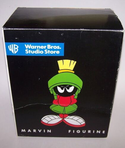 "Marvin 12"" Figurine WB Studio Store W/Box Cartoon Network NIB"